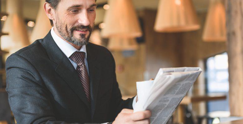 Pour se cultiver, on peut commencer par lire le journal.