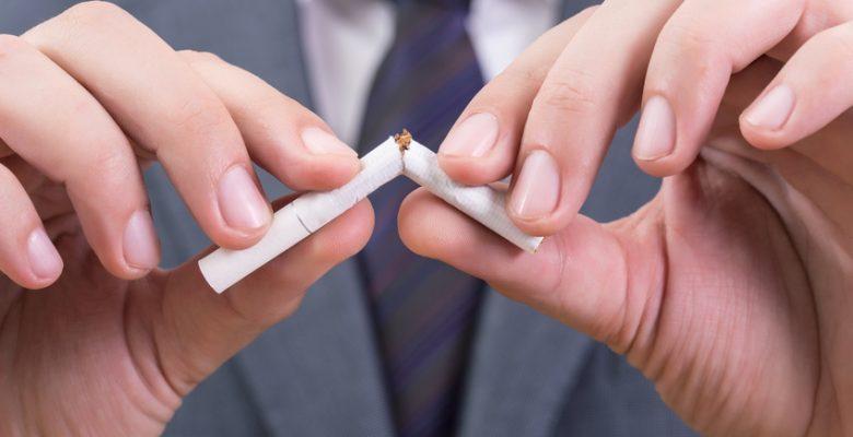 arret du tabac travail