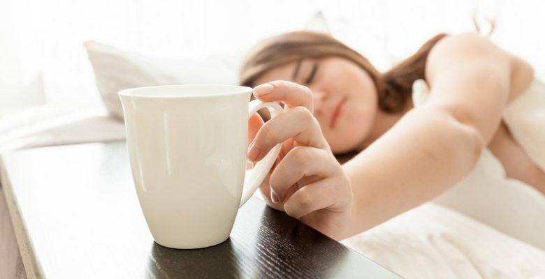 Il faut eviter de boire trop de cafe pour se reveiller en forme.