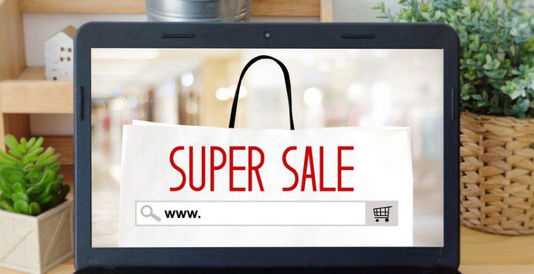 Preparer les soldes de sa boutique en ligne.