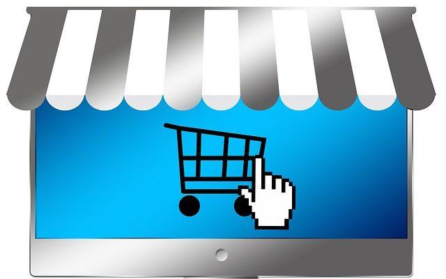 vente en ligne boutique