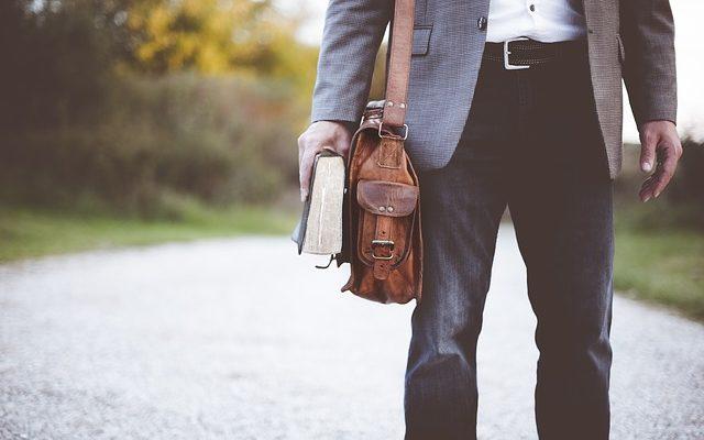 sac pour homme
